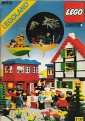 Lego Idea Book 6000