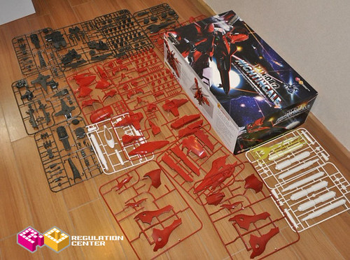 RC Regulation Center 1 100 Nightingale Model Kit Gundam PH (16)
