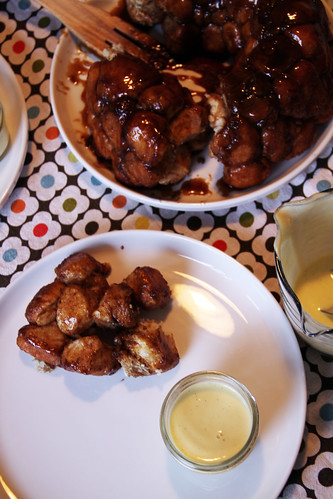 monkey bread for brunch | krista and jess