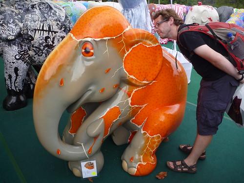 Orangephant