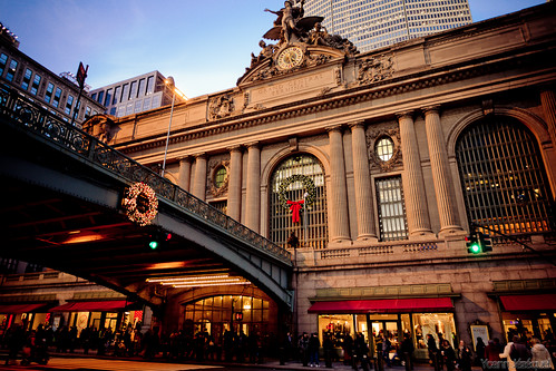 New York City - Grand Central Terminal by Zeeyolq Photography
