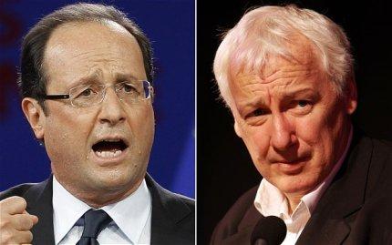 12a26 Francois-Hollande y Nicolas Shakespeare