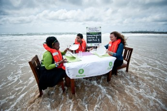Oxfam hungry for climate action at Durban Climate Conference