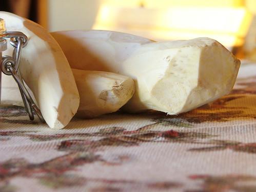 Pear and Horseradish chutney - Chutney di pere e rafano
