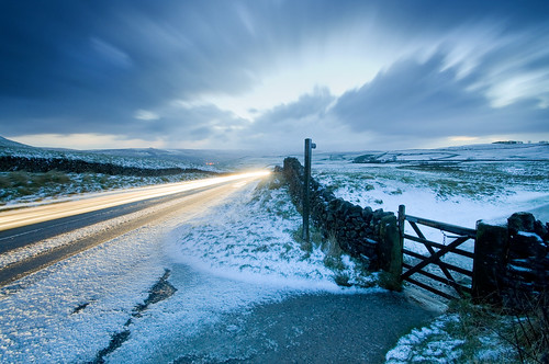 Peak District Gate by Paul Newcombe