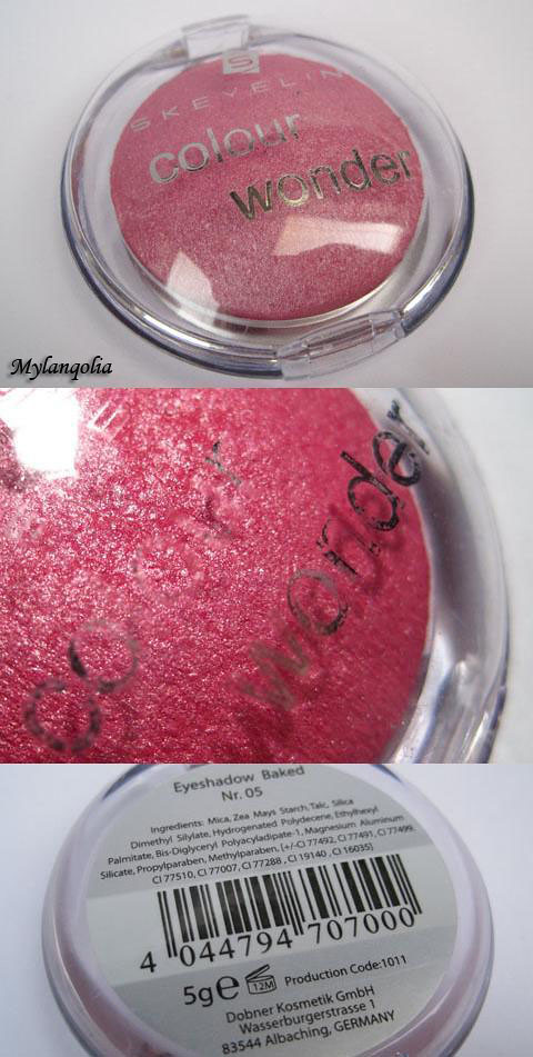 Skeyeline Colour Wonder Baked Eyeshadow1