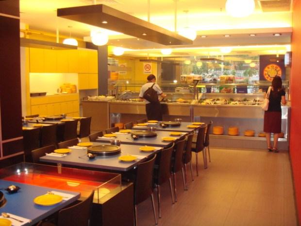 Seoul Garden Korean Bbq Steamboat Melaka Food Point Of Interest