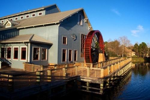 Disney's Port Orleans Riverside Resort