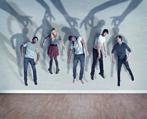 Walk Off The Earth   band promo / press photo