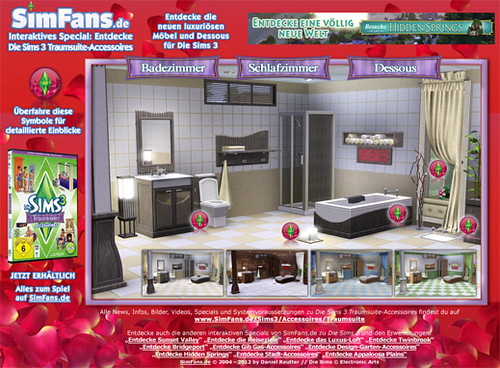SimFans Interactive Master Suite Guide