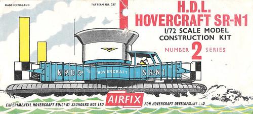H.D.L. Hovercraft SR-N1