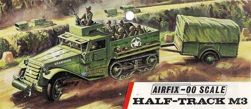 Half-track M3