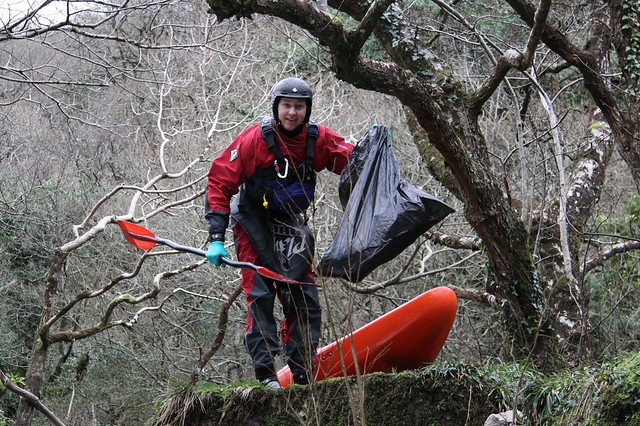 River Dart clean up