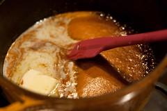 Fannie Farmer's Gingerbread Cake (2 of 6)