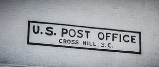 Cross Hill Post Office