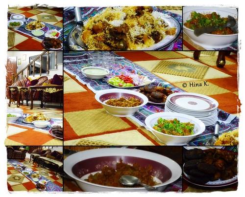 Desi Food, Desi Style by Eshal_