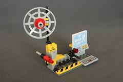 8424 Mater's Spy Zone 8
