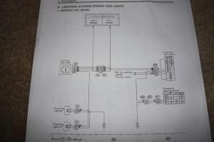 DIY: Wiring OEM foglamp switch w aftermarket lights
