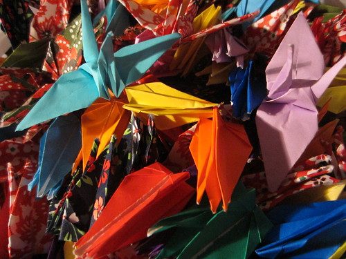 Dec 12 460 Cranes by sophiefrenchgrl