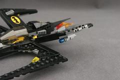 6863 Batwing Battle Over Gotham City - Batwing 7