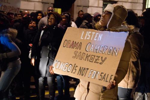 Congo protest IV