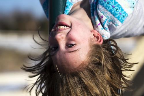 Hallie Upside-Down