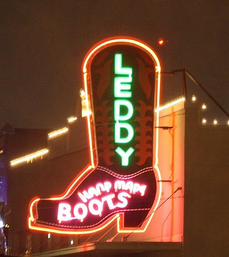 Leddy Sign