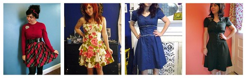 2011 sewing recap