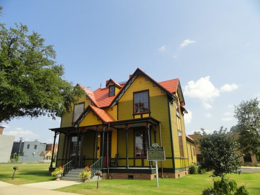 Tennessee Williams Home, Columbus MS