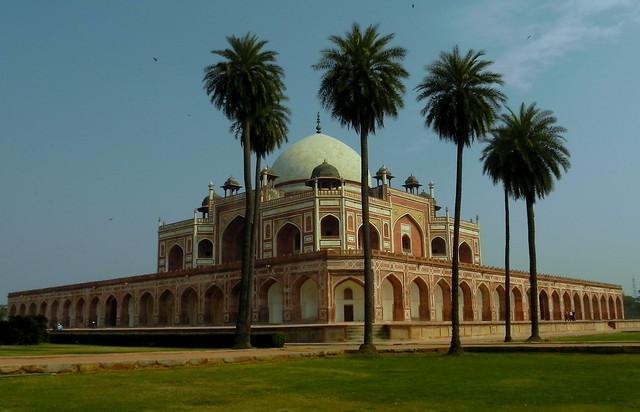 Humayun's Tomb - UNESCO World Heritage Site