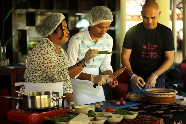 Cooking Class at Vivanta by Taj Langkawi - Rebak Island