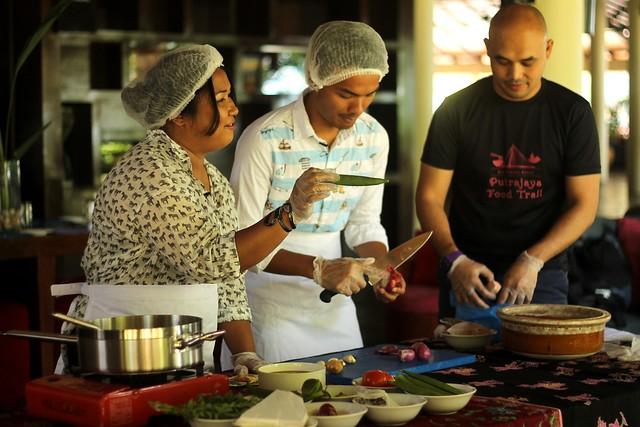 Cooking Class at Vivanta by Taj Langkawi - Rebak Island