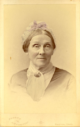 Sarah H. (Howard) Forrer later in life