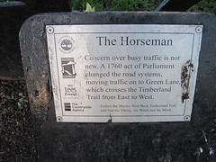 Horseman, Marton West Beck