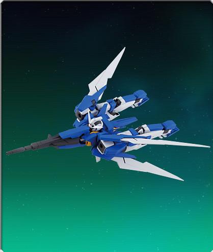 HG 144 Gundam AGE-2 Normal Model Kit Photos (1)
