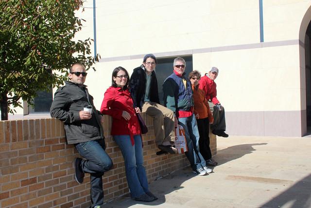 Thanksgiving in Austin 2011