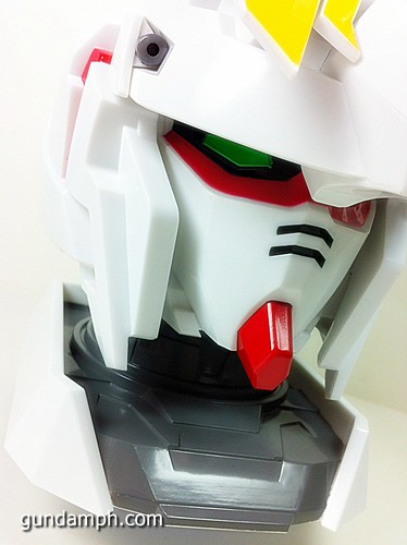 Banpresto Gundam Unicorn Head Display  Unboxing  Review (29)