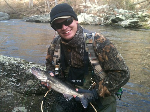 Gunpowder River Walleye