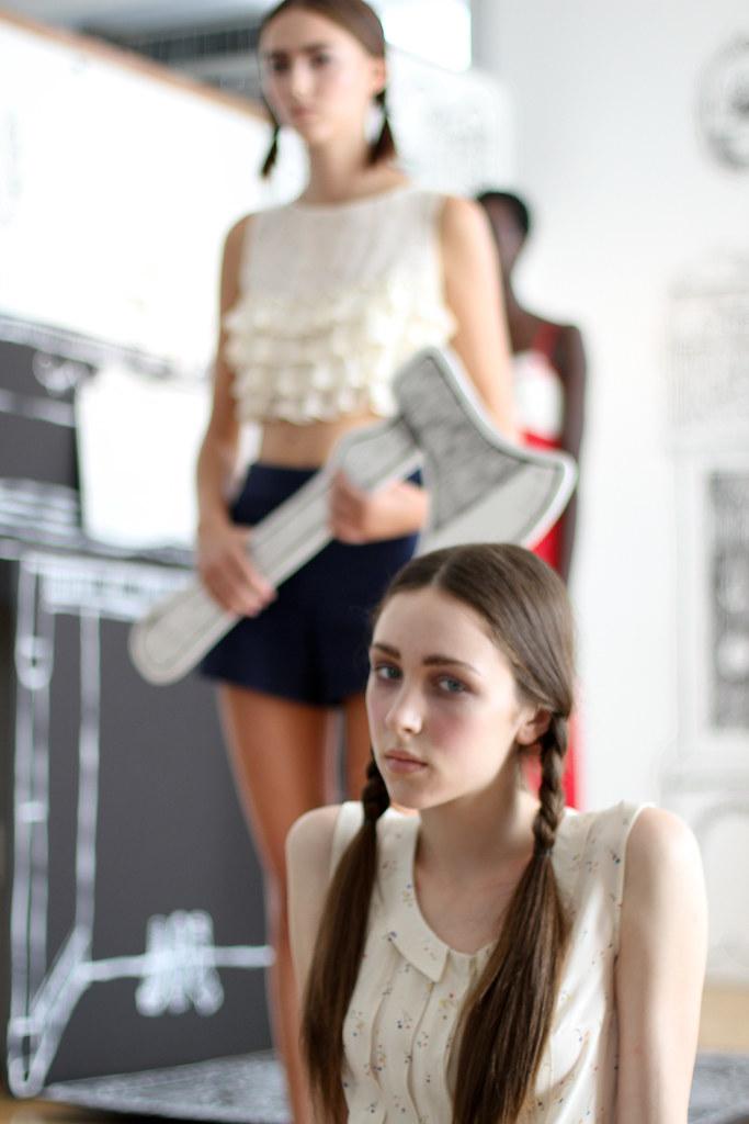 Rachel Antonoff Spring 2012 -26