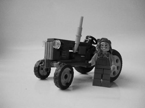 Kobiety na traktory by Maks