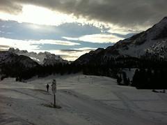 Winter auf der Plätzwiese im Pragsertal