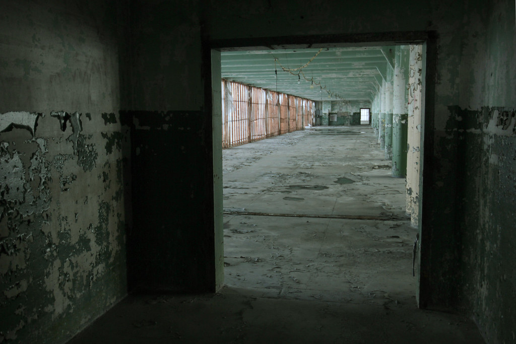 Abandoned Red Hook Building