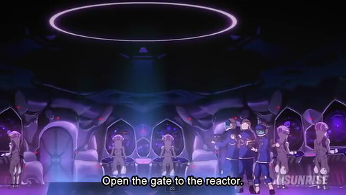 Gundam AGE Episode 15 Those Tears Fall in Space Youtube Gundam PH (20)