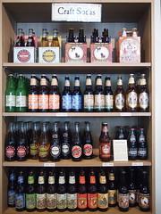 Craft Sodas Shelf, Cut The Mustard, Greendale Road, Greenwood