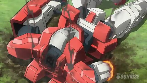 Gundam AGE Episode 16 The Gundam in the Stable Youtube Gundam PH (33)