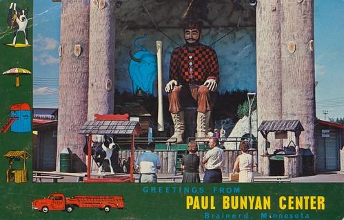 Paul Bunyan Center - Brainerd, Minnesota