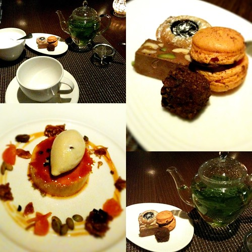 Dinner at The Kitchin