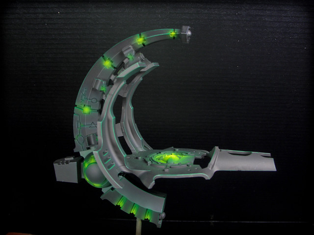 Annihilation Barge - Plataforma de Aniquilación 012