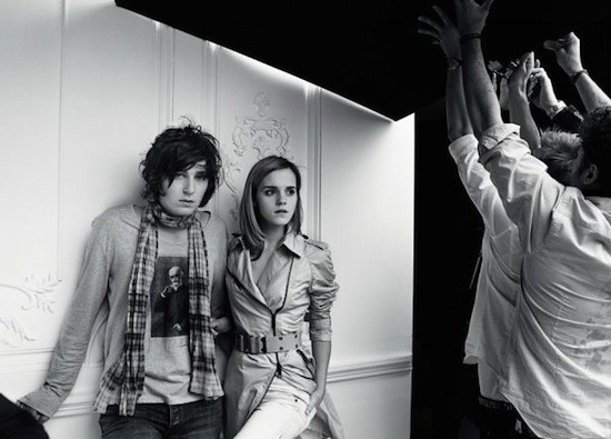 Spring:Summer 2010 Campaign - Behind The Scenes (1)