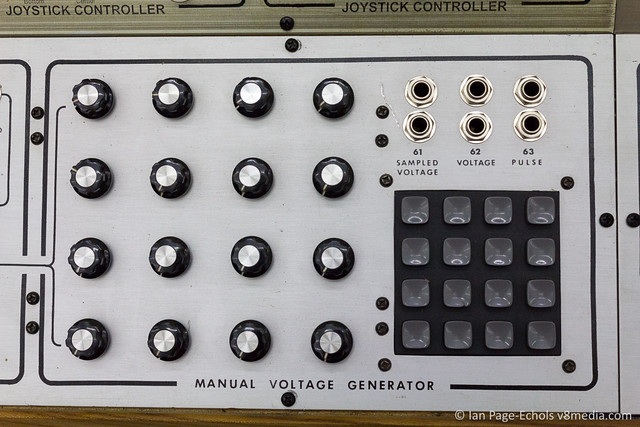 EML modular - Manual voltage generator